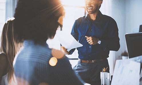Healthy employees improve business results