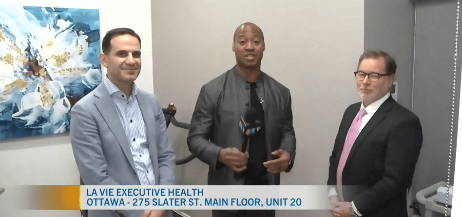 La Vie Executive Health is pleased to announce its partnership with Claxton-Hepburn Medical Center