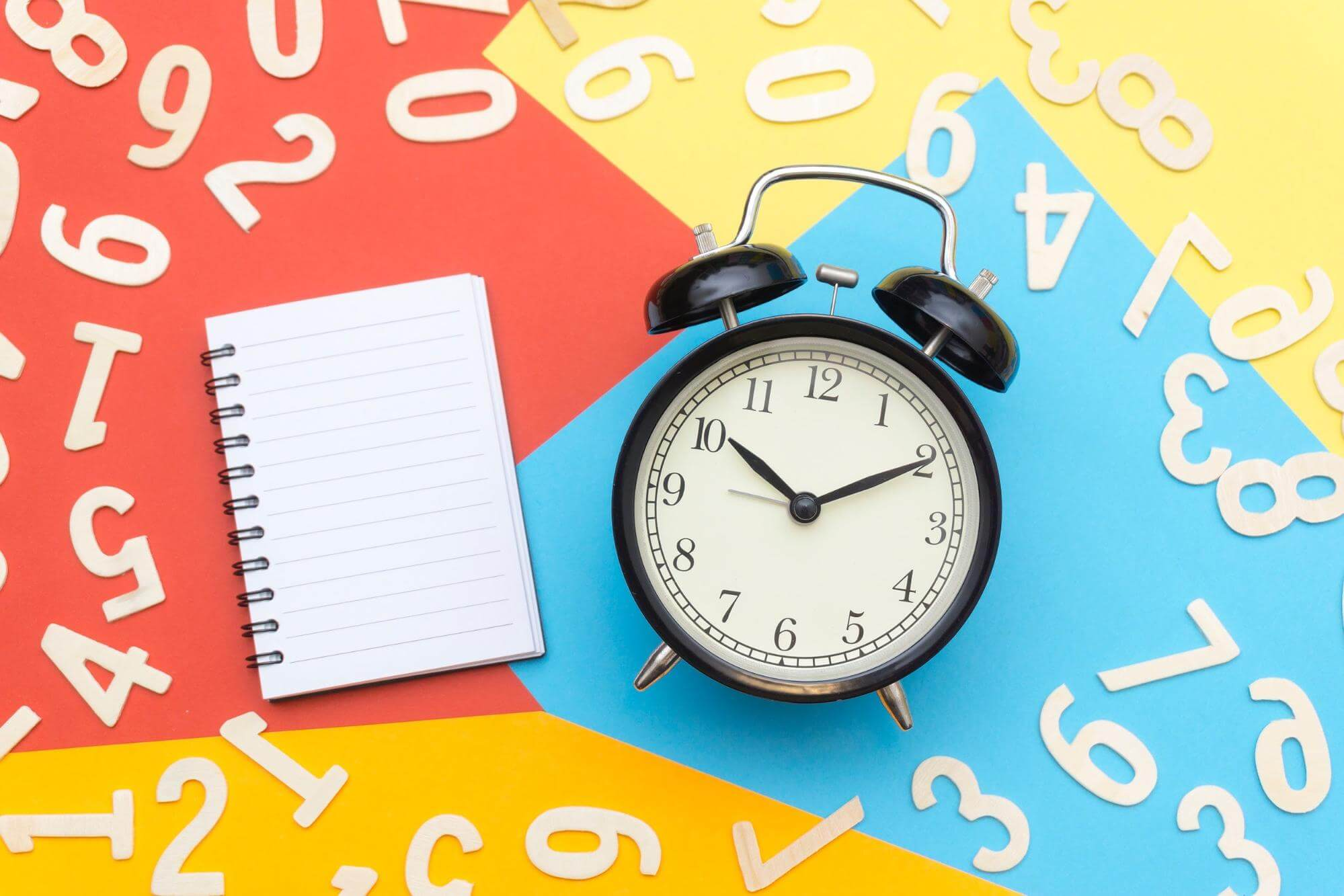 Create a time audit: 10 Tips for a Better Work-Life Balance